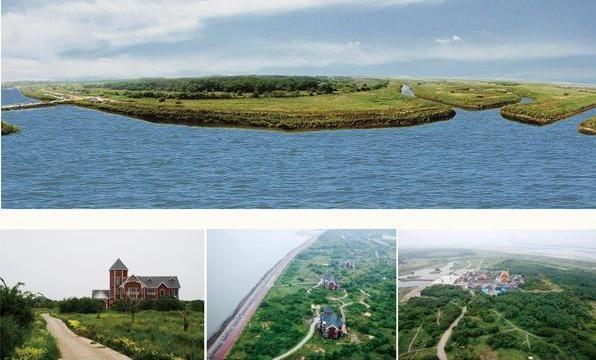 唐山乐亭菩提岛