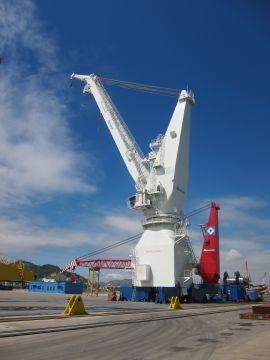 我们拥有六大类产品:起重机,铺管系统,钻井系统,绞车,船舶设计和特殊图片