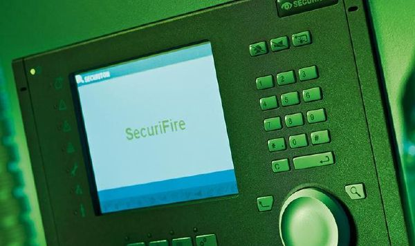 火灾自动报警系统诺蒂菲尔notifier