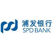 浦发银行logo