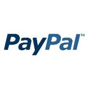 贝宝(PayPal)logo