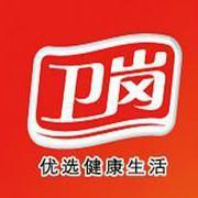 卫岗乳业logo