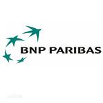 巴黎银行logo