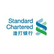 渣打银行logo