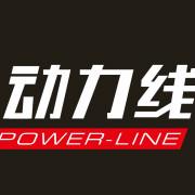 成都动力线汽车服务logo