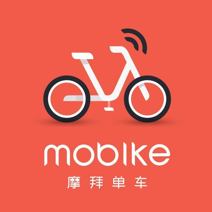 mobike摩拜单车logo