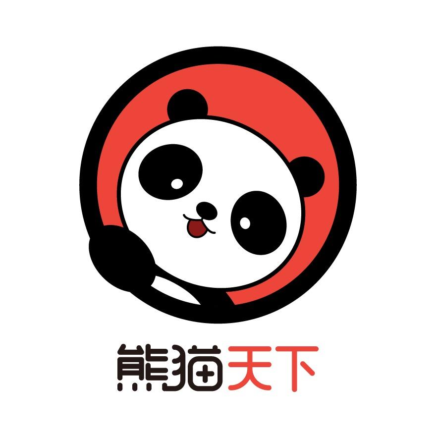 熊猫天下logo图片