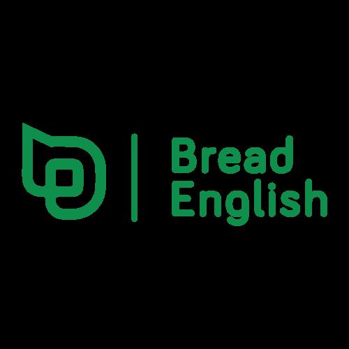 面包英语logo