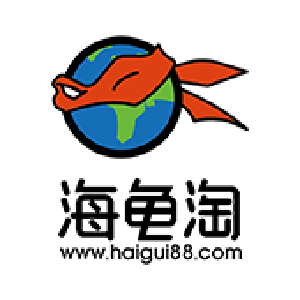 海龟淘logo