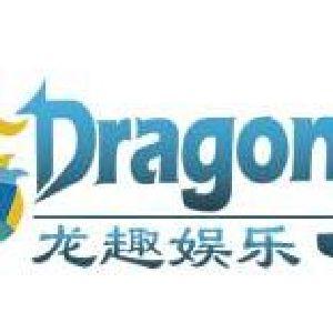 龙趣娱乐logo