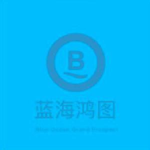 蓝海鸿图logo