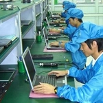 富士康科技集团网络通讯产品事业群(CNSBG)办公环境