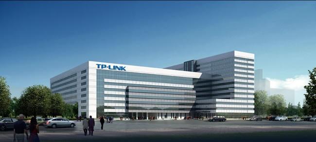 普联技术(TP-LINK)办公环境-20150520