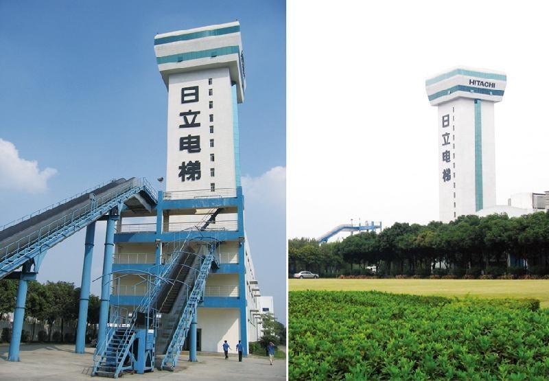 日立电梯lca五方通话接线图