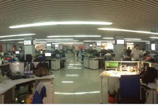 重庆重庆易极付科技有限公司办公环境-20150601