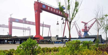 青岛北船重工办公环境-20150603