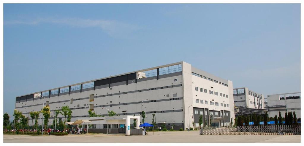 富士康(武汉)科技园区