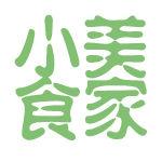 小美食家logo