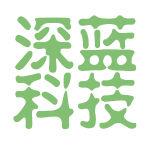 深蓝科技logo