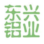东兴铝业logo