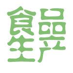 食品生产logo