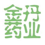 金丹药业logo