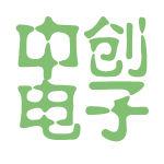 中创电子logo