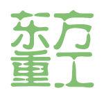 东方重工logo