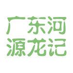 广东河源龙记logo