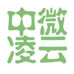 中微凌云logo