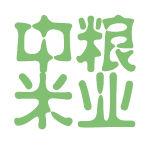 中粮米业logo