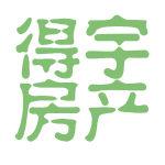 得宇房产logo