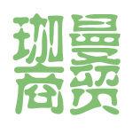 珈曼商贸logo