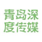 青岛深度传媒logo