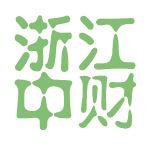 浙江中财logo