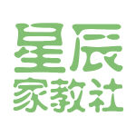 星辰家教社logo