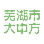 芜湖市大中方logo