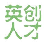 英创人才logo