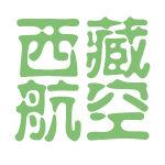 西藏航空logo