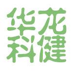 华龙科健logo