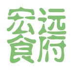 宏遠食府logo