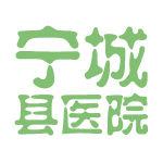 宁城县医院logo