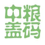 中粮盖码logo