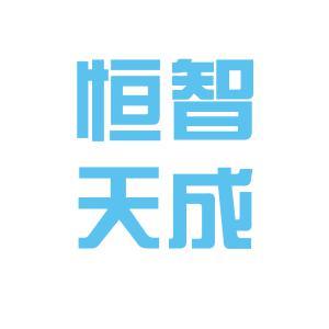 恒智天成软件公司logo