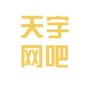 天宇网吧logo