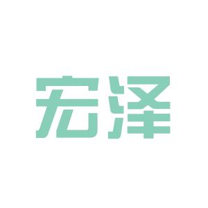宏泽集团logo