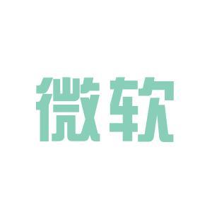 舟山微软技术中心logo