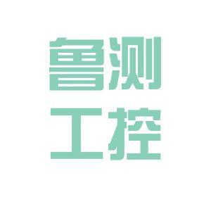 济南鲁测logo