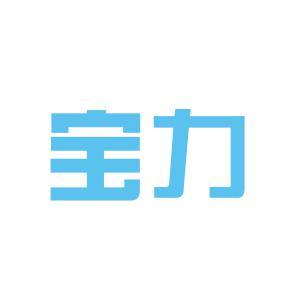 宝力机械logo