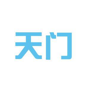 天门中学logo